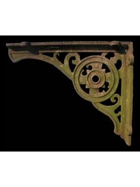 Cast iron brackets 76cm