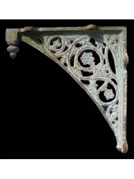 Cast Iron Bracket 64cms