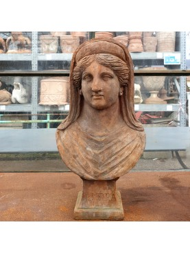 Bust of Demeter - free copy of the original from the National Roman Museum
