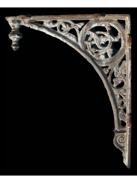 Cast Iron Brackets 62cms