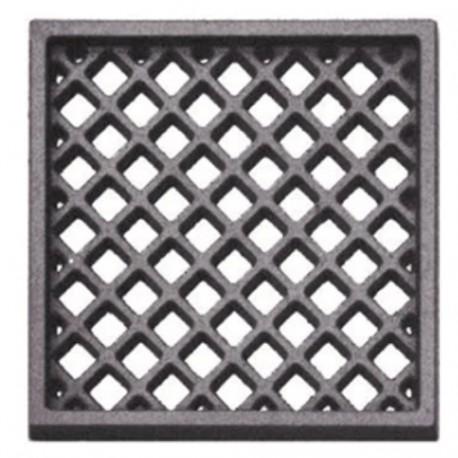 Cast iron ventilation grille