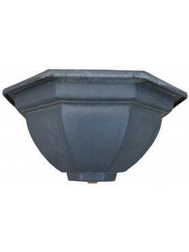 Cast iron basin