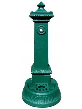Fontanella Milano piccola verde H.86cm