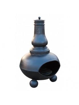 stove Dutch cast iron garden heater