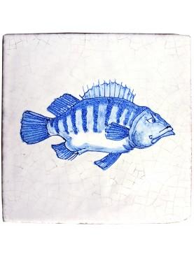Serie pesci delft tanuta