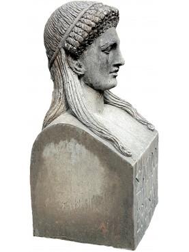 Erma in terracotta di Saffo Musei capitolini, Roma