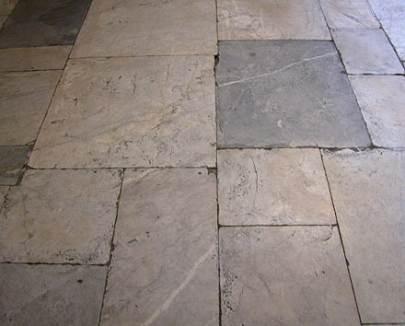 Pavimento Bianco E Grigio : Pavimento in marmo bianco e grigio recuperando
