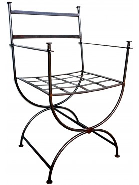 Versilia armchair - Studio Droulers modified version