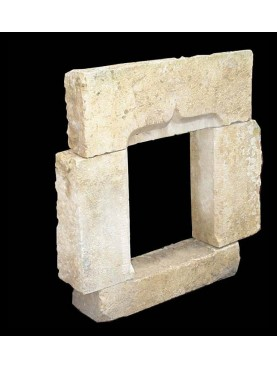 Reproduction of a medieval stone