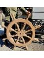 ancient Rudder's wheel - riginal Ship wheel