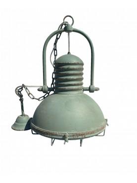 Lampada nautica Lampara elettrificata