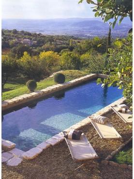 Limestone Poolside
