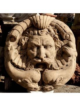 Grande mascherone romano