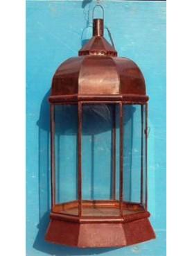Octagonal lantern