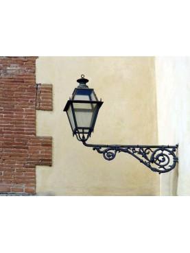 La lanterna della villa di Poggio a Caiano