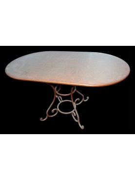 LITTLE OVAL TABLE