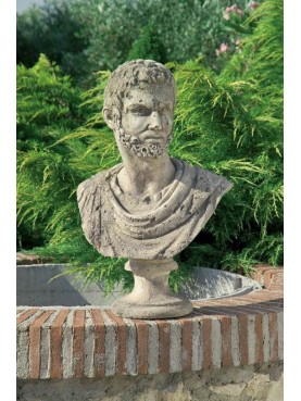 Emperor bust