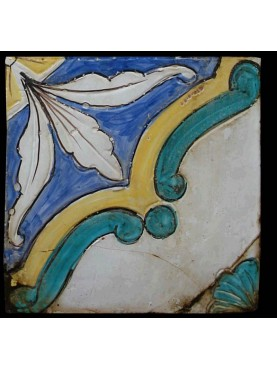 Sciacca tile