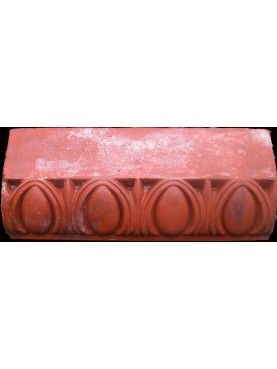 Architectural Decorative element - Romanesque eggs