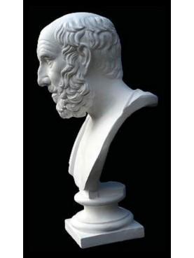 Platone erma in gesso