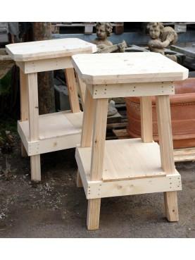 Sculptor desk H.100cms/61x61cms