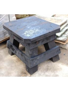 Sculptor desk havy duty H.46cms/50x50cms