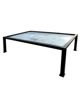 Tavolo minimalista per piastrelle 234 CM