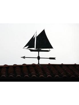 Fiumetto's sail boat