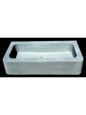 Sand stone modern sink