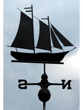 Barca Schooner a tutto tondo