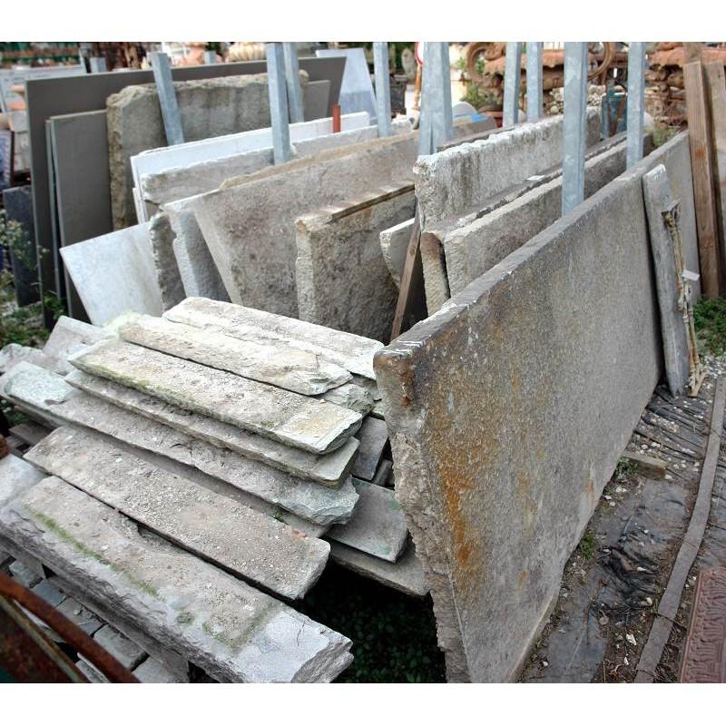 Tavoli Di Pietra Da Giardino.Antiche Lastre In Pietra Originali Per Realizzare Tavoli Da