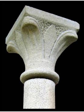Colonne in pietra di Piancaldoli