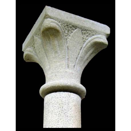 Stone columns from Piancaldoli