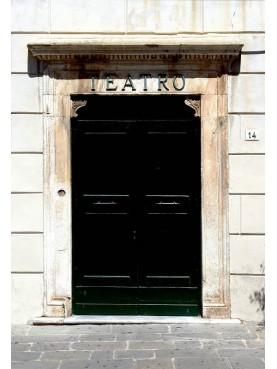 Pietrasanta's Theater Portal