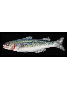 Maiolica fish