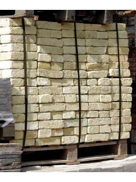 Small cucini bricks - really ancient italian bricks 10x20x5 cms refractory