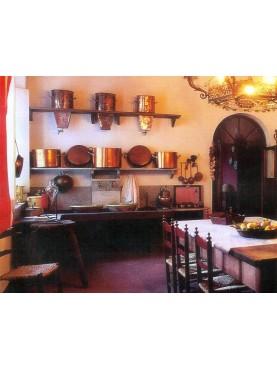 Frontale di cucina in bardiglio