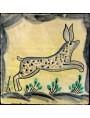 Sicilian tile reproduction