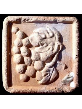 Little terracotta tiles