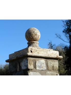 Le sfere Ø25cm di Castiglion del Bosco