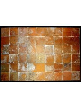 Square tiles 14 x 14 cm