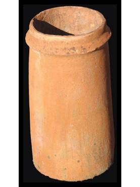 Tubi pluviali in terracotta altezza 52 cm
