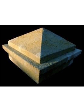 Pyramids for Gate Pillars