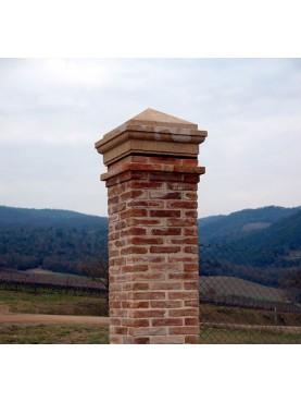 Finali per pilastro di cancello