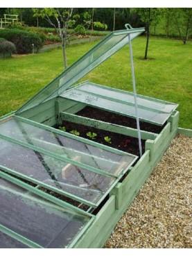 Iron doors seed-beds, Nurseries, Germinal