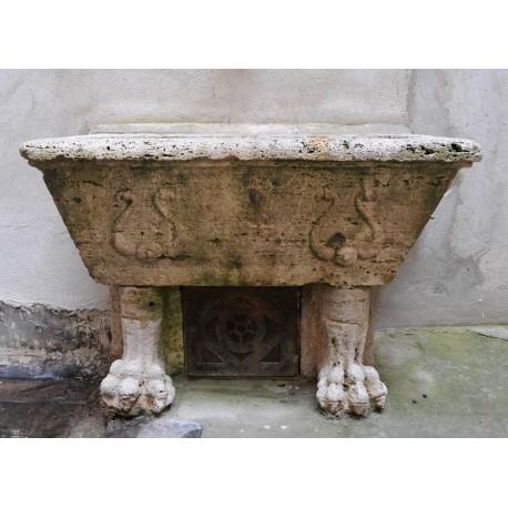 Large TODI Travertino fountain