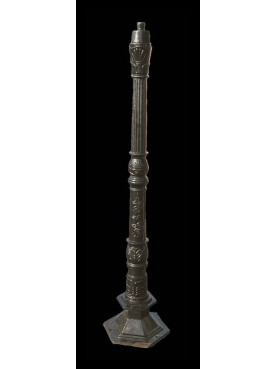 Cast iron lamp post h. 180 cm