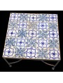 Little morocco tiles table hand made by us