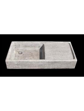 Lavandino in cemento