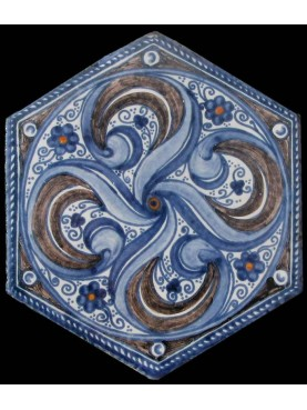 Medioeval exagon